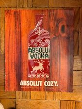 ABSOLUT COZY by Cynthia Rowley - Not Used New In Box