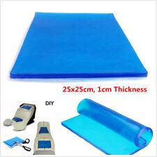 25*25*1cm Polyurethane Elastic Fiber Gel Pad Motorcycle Seat Gel Pad Cushion Mat