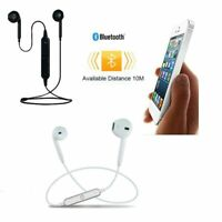 Bluetooth Headset Wireless Headphone Earphone For iPhone X XS iPhone 11 Pro Max