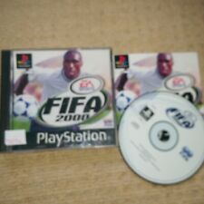 FIFA 2000  - Rare Sony PS1 Game