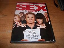 Sex and Death 101 (DVD, 2008) Winona Ryder Simon Baker Comedy Movie NEW