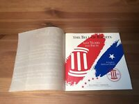 Anheuser Busch Beer & Philip Morris Cigarettes, Bill Of Rights Vintage Book