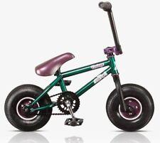 Rocker 2 Vintage Mini Rocker Mini BMX Racing Verde púrpura raro Entrega Gratis