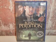 ROAD TO PERDITION mit Tom Hanks, Paul Newman, Jude Law - DVD FSK 16