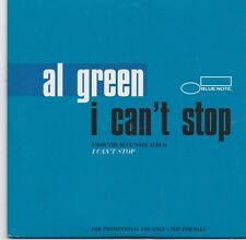 Al Green-I Cant Stop Promo cd single