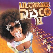 ULTIMATE DISCO II - Chic, Boney M, Indeep, The Jacksons... - 20 Tracks
