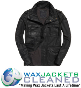 Repair & Alteration Service Superdry Wax Jackets All Makes All Sizes All Colours