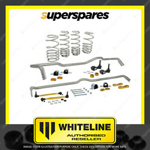 Whiteline Front and Rear Grip Series Kit for AUDI A3 S3 MK3 TYP 8V
