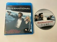 The International (Bluray, 2009) [BUY 2 GET 1]