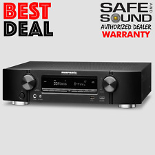 *DEALER RECERTIFIED* MARANTZ NR1608 Slim Home / Theater Receiver REP. NR1607 ,^