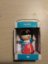 Momiji Message Doll Lucky Retired