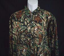 Outdoor Life Camouflage Dog goose duck long sleeve shirt men's XL