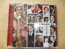 MUSIC OF ITC TV THEMES 2 cds DEPARTMENT S JASON KING soundtrack PETER WYNGARDE