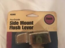 Side Mount Flush Lever