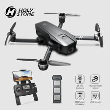 Holy Stone HS720 Faltbare Drohne mit 2K Kamera Full-HD Kamera Quadcopter Drone