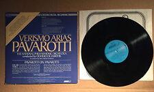 "PAVAROTTI ""VERISMO ARIAS""NAT'L PHIL.ORCH./CHAILLY,LONDON DIGITAL LDR 10020,1979"
