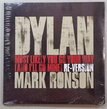 BOB DYLAN MOST LIKELY YOU GO YOUR WAY AND I'LL GO MINE 45 RECORD RE7