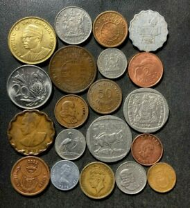 OLD ICELAND COIN LOT - 1942-PRESENT - 15 Low Mintage Coins - Lot #L22