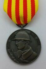 Catalans volunteers medal 1914-18 WW1 - High Quality REPRO