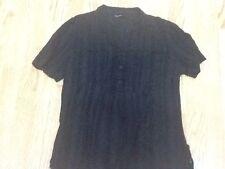Women's Size Medium Black Vero Moda Blouse