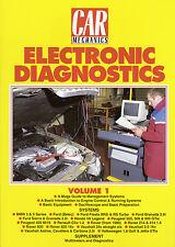 Car Mechanics Electronic Diagnostics Reprint Books Vol 1
