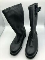 Vintage East European Military Winter Lined Combat Boots DDR Size 29 - Unissued!