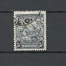 Single Barbadian Stamps (1966-Now)