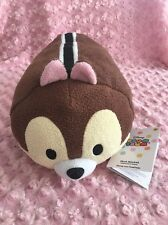 Chip 'n Dale ''Tsum Tsum'' Plush Blanket in Case soft zippered case