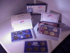 2007-S U.S.Mint Proof SET..14 coin set ..State Quarters and Presidential Dollars