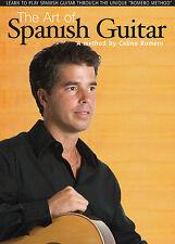 El Arte De Guitarra Española método por celino Romero Aprende A Tocar Música Dvd