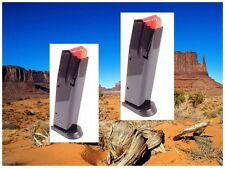2 Pack EAA Witness .45 FULL SIZE Magazine Mag Magazines 45ACP 10 Round Mags Blue