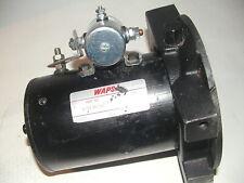 WAPSA MOTOR DC 24V 163S8056 6105-01-338-9724 86116-1 Lull Lift Hydraulic Fluid