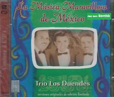 Trio Los Duendes La Musica Maravillosa de Mexico 2CD New Nuevo Sealed