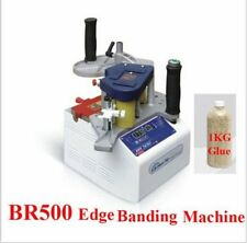 BR500 Le-matic Portable Manual Curve Woodworking Edge Banding Machine Bander E