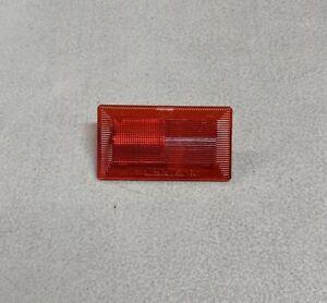 Volvo 850 Red Lens Door Reflector Light Lamp 6806297 OEM