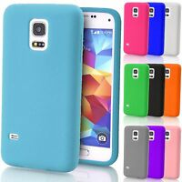 Soft Silicone Gel Rubber Case Cover For Samsung Galaxy S3 S4 S5 Mini S6 S7