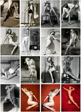16 postcards of Marilyn Monroe famous hollywood star actress sexy queen woman