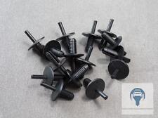 10x spreizniete clip parachoques guardabarros radlauf para bmw 3er, 51111944537