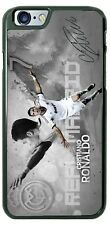 Cristiano Ronaldo Real Madrid Soccer Player Phone Case fits iPhone Samsung etc.