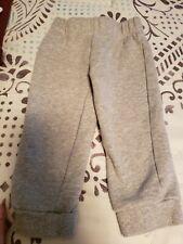 Carter's brand boys size 24 month sweatpants (light gray)