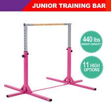 Junior Training Bar Gymnastics Horizontal Practice Sporting Adjustable Equipment