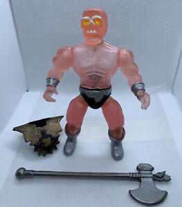 Jewel Thief Remco Conan *XOX Custom* Figure Complete W/ Armor & Axe MOTU *READ*