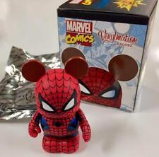 2017 Disney D23 Vinylmation MARVEL COMICS Spider-Man figure LE /2250 * New + Box