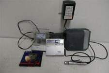 Sony MZ-N1 Walkman MiniDisc Recorder/Player BUNDLE ~ BCA-WM20U ~ FREE SHIPPING