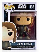 Funko Pop Star Wars Rogue One #138 Jyn Erso