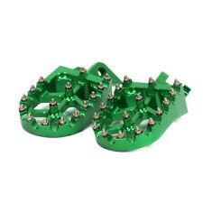 CNC Foot Pegs Pedals Rests Footpegs For Kawasaki KX125 KX250 98-01 KX500 88-90