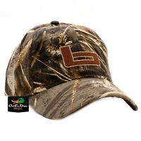 "NEW BANDED GEAR HUNTING CAP HAT MAX-5 CAMO W/ ""b"" LOGO ADJUSTABLE"