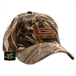 """NEW BANDED GEAR HUNTING CAP HAT MAX-5 CAMO W/ """"b"""" LOGO ADJUSTABLE"""