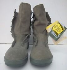BELLEVILLE - Goretex Waterproof Steel Toe Military Boot Sage Green 690V 15R NWT