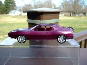 1972 AMX Javelin--RARE COLOR-VERY VERY NICE-